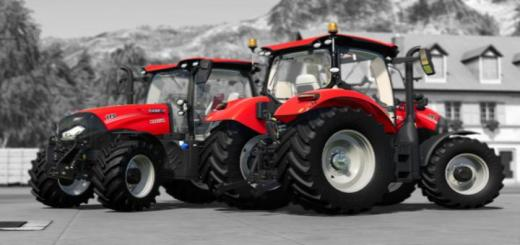Photo of FS19 – Case Maxxum Series V1