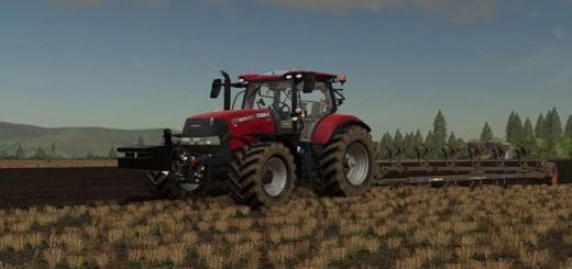 Photo of FS19 – Case Puma Tractor V1