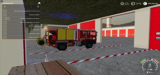 Photo of FS19 – Caserne Sapeur Pompiers V3