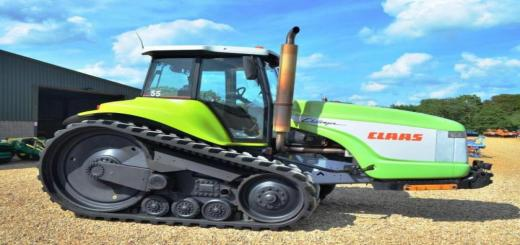 Photo of FS19 – Claas Challenger 55 V2.5