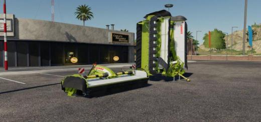 Photo of FS19 – Claas Disco Pack V1