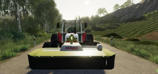 Photo of FS19 – Claas Wm 290F V1.2