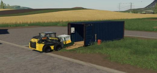 Photo of FS19 – Container V1