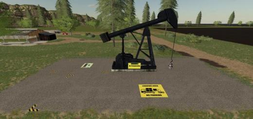 Photo of FS19 – Crude Oil Pump V1.2