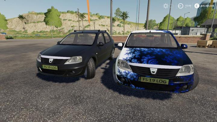 FS19 - Dacia Logan V1