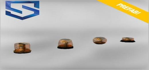 Photo of FS19 – De 4 Gyrophares Prefab Pack V1