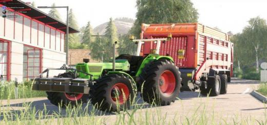 Photo of FS19 – Deutz D13006 Cabrio Kuulbult Fm V1