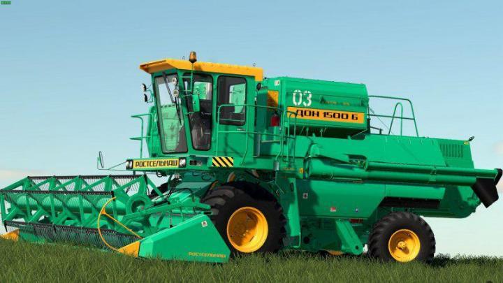 FS19 - Don 1500B V1