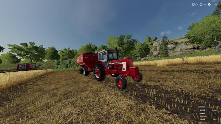 FS19 - Farmall 706/806 Tractor V3