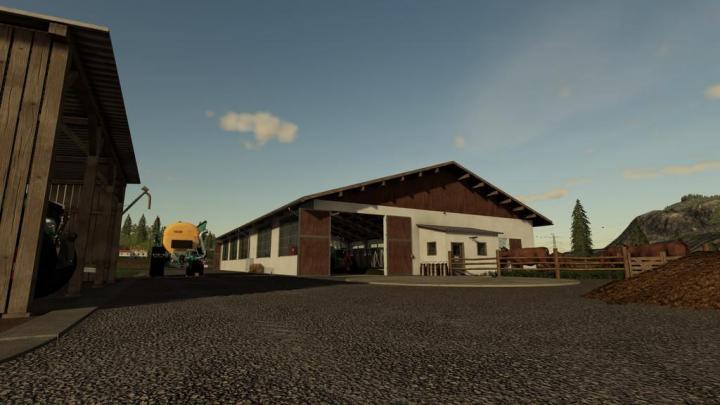 FS19 - Farmhouse V1