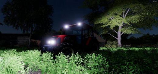 Photo of FS19 – Farmtrac 80 4Wd V1