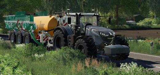 Photo of FS19 – Fendt Agco 1000 Series V2