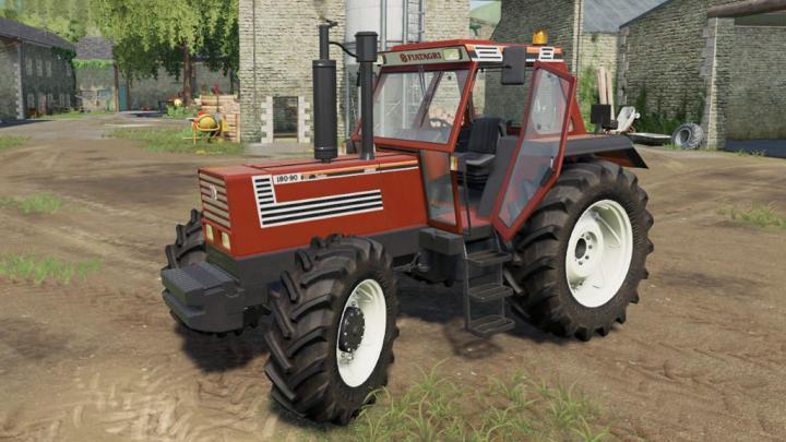 FS19 - Fiat 180-90 Dt Rmt V1