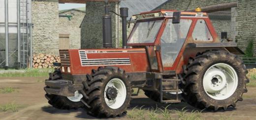 Photo of FS19 – Fiatagri 180-90 Tractor V1.0.0.1
