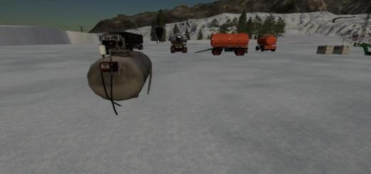 Photo of FS19 – Fillable Fuel Tank V1.0.2.0