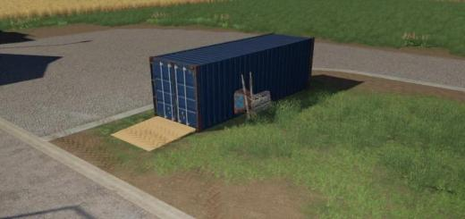 Photo of FS19 – Filling Stations Container V1