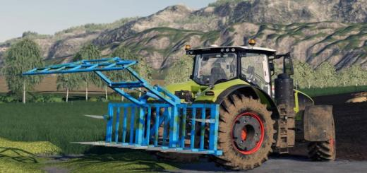 Photo of FS19 – Fortschritt T-031 V1