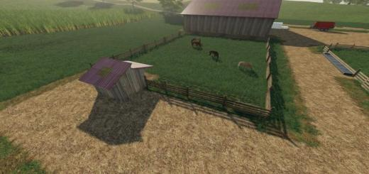 Photo of FS19 – Fs09 Horse Husbandry V1