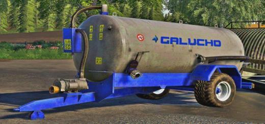 Photo of FS19 – Galucho 9000 V1
