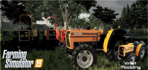 Photo of FS19 – Goldoni Star 75 V1