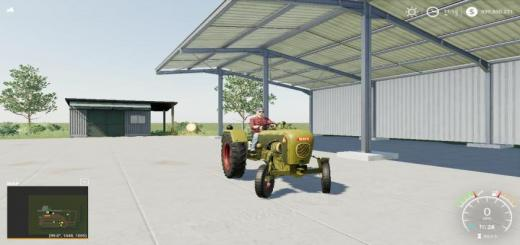 Photo of FS19 – Hatz H340 Tractor V1