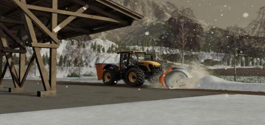 Photo of FS19 – Hauer Snow Pack V1.0.2.0
