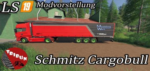 Photo of FS19 – Hoffis Schmitz Cargobull V1.0.0.1