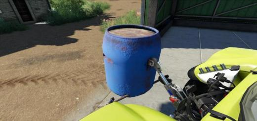 Photo of FS19 – Homemade Weight V1