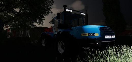 Photo of FS19 – Htz 17022 Tractor V1.0.0.2.2
