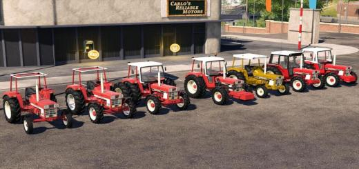 Photo of FS19 – Ihc 554-644 Tractor V2