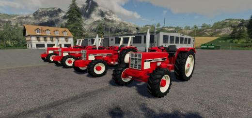 Photo of FS19 – International Harvester 33 Series V1.0.0.2