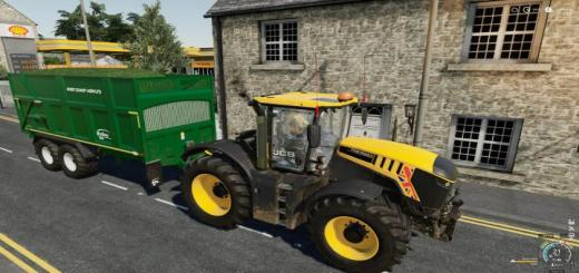 Photo of FS19 – Jcb Fastrac 8330 Tractor V1