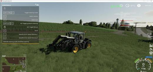 Photo of FS19 – Jcb Fastrac Tractor V1