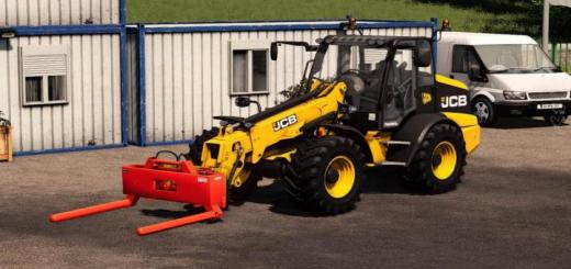 Photo of FS19 – Jcb Tm 320S V1