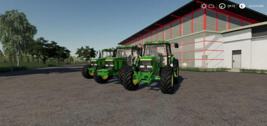 Photo of FS19 – John Deere 6010 Premium Beun Bv V1