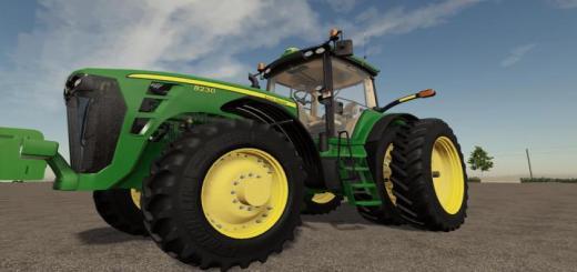 Photo of FS19 – John Deere 8030 Tractor V1
