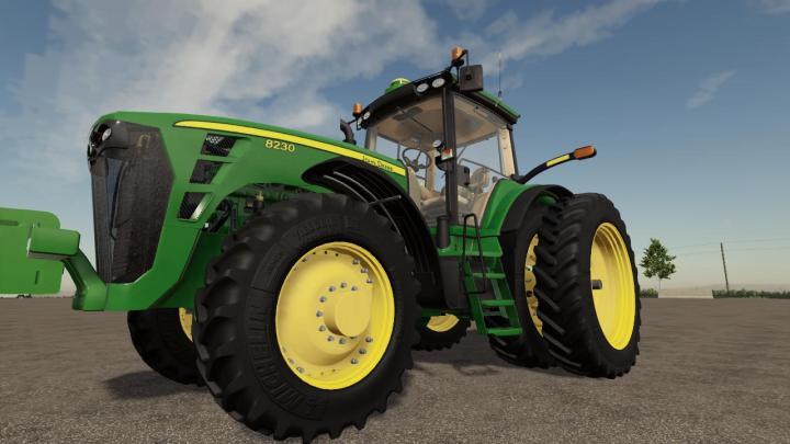 FS19 - John Deere 8030 Tractor V1