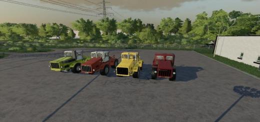 Photo of FS19 – K700 First Pack V1.0.0.1