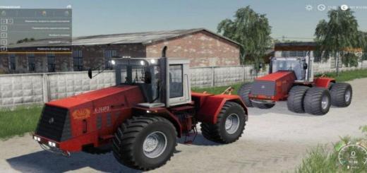 Photo of FS19 – Kirovets K-744 R3 Tractor V1