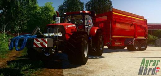 Photo of FS19 – Krampe Kipper Trailer V1