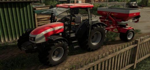Photo of FS19 – Kuhn Axis Trailered V1