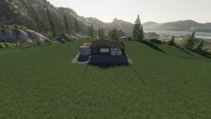 FS19 - Large Liquid Storage V1