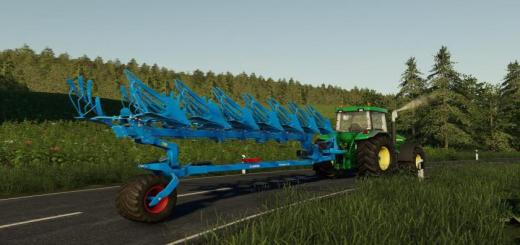 Photo of FS19 – Lemken Diamant 12 V1.1