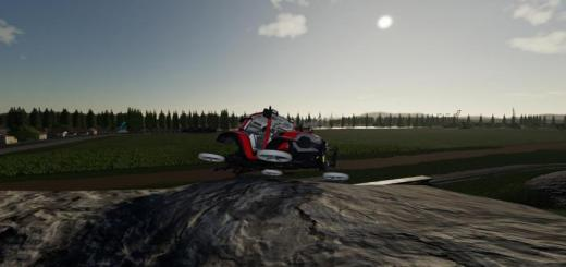 Photo of FS19 –  Lintrac 90 Hover Edition V1