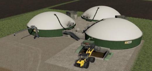 Photo of FS19 – Lizard Biogasplant V1
