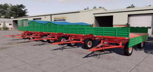 Photo of FS19 – Lizard D50-D55 Pack V1.0.1.0