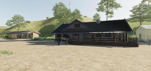 Photo of FS19 – Logcabinhouse Beta