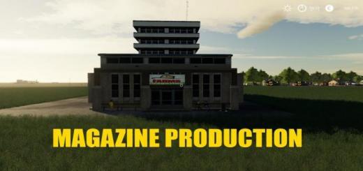 Photo of FS19 – Magazine Production V1
