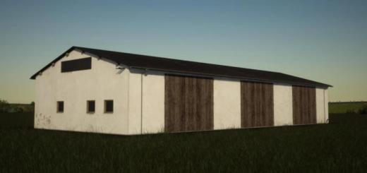 Photo of FS19 – Mashinery Shed And Shelter V1