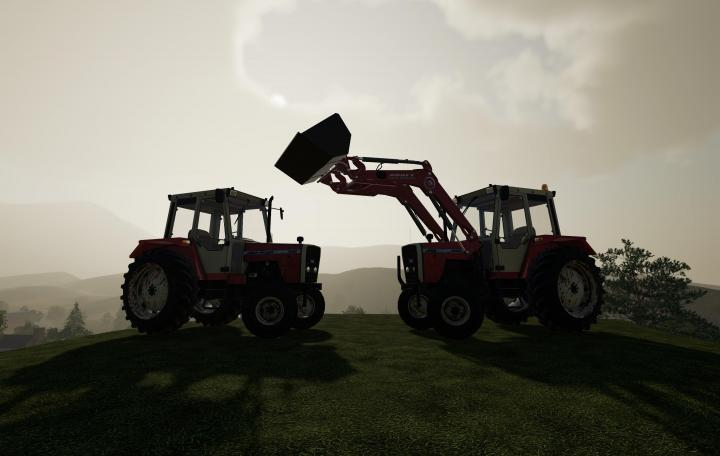 FS19 - Massey Ferguson 698 Old Tractor V1